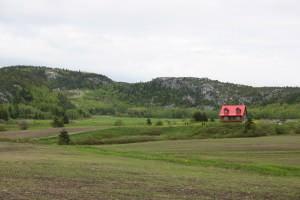 Une maison près de St-André
